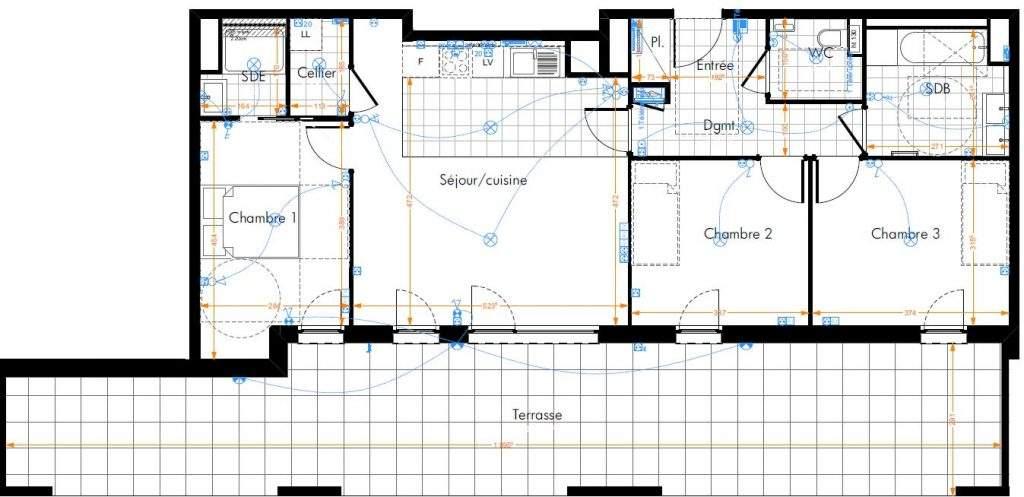 plan-appartement-immobilier-Oberhausbergen-delta-promotion